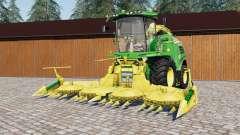 John Deere 8000i-series pour Farming Simulator 2017