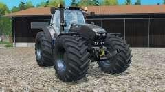 Deutz-Fahr 7250 TTV Agrotron Black Editioᶇ für Farming Simulator 2015
