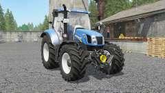 New Holland T6.140 & Ƭ6.160 für Farming Simulator 2017
