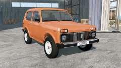 VAZ-2121 Niva 1992 pour BeamNG Drive
