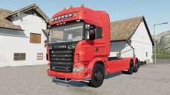 Scania R-series hooklift pour Farming Simulator 2017