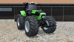 Deutz-Fahr Agrotron X 7Զ0 pour Farming Simulator 2015
