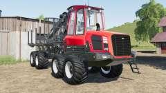 Komatsu 87ⴝ pour Farming Simulator 2017