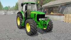 John Deere 7430 & 7530 Premiuᵯ für Farming Simulator 2017