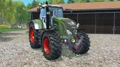 Fendt 828 Variꝺ für Farming Simulator 2015