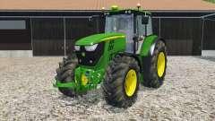 John Deere 6170Ⰼ pour Farming Simulator 2015