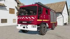 Iveco EuroCargo Feuerwehr für Farming Simulator 2017