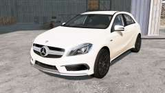 Mercedes-Benz A 45 AMG (W176) 2013 für BeamNG Drive