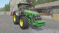 John Deere 8320R & 8370R pour Farming Simulator 2017