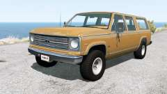 Gavril D-Series 70s v0.7.5 pour BeamNG Drive