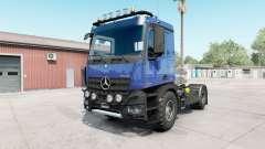 Mercedes-Benz Arocs AS 2013 pour American Truck Simulator