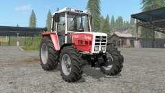 Steyr 8090A Turbꝺ für Farming Simulator 2017