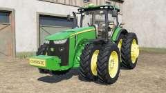 John Deere 8245R-8400Ʀ pour Farming Simulator 2017