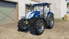 New Holland T6.125〡T6.155〡T6.175 Blue Power für Farming Simulator 2017