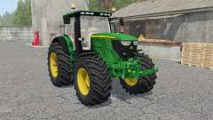 John Deere 6210R für Farming Simulator 2017
