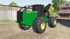 John Deere 948L pour Farming Simulator 2017