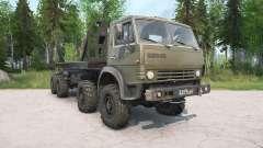 KamAZ-63501 Multilift für MudRunner