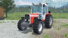 Massey Ferguson 698Ʈ für Farming Simulator 2013