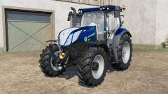 New Holland T6.125〡T6.15ⴝ〡T6.175 pour Farming Simulator 2017