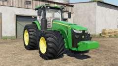 John Deere 8245R-8ꝝ00R pour Farming Simulator 2017