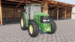 John Deere 6020-series für Farming Simulator 2017