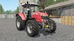 Massey Ferguson 6600-series für Farming Simulator 2017