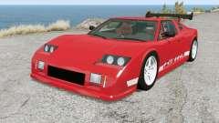 Civetta Bolide Evolution v6.9 pour BeamNG Drive