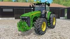 John Deere 85ვ0 für Farming Simulator 2015