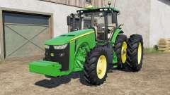 John Deere 8245R-8Ꝝ00R für Farming Simulator 2017
