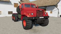 KrAZ-258Б v1.4 für Farming Simulator 2017