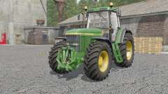 John Deere 7010-series für Farming Simulator 2017