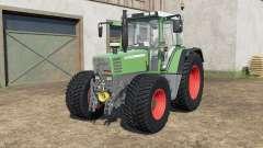 Fendt Favorit 509 & 510 C Turboshift für Farming Simulator 2017