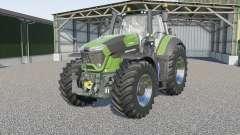 Deutz-Fahr 9290〡9310〡9340 TTV Agrotroɲ pour Farming Simulator 2017