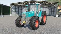 Fendt Favorit 509 & 510 C Turboshifᵵ für Farming Simulator 2017