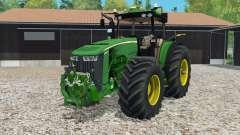 John Deere 8370Ɽ pour Farming Simulator 2015