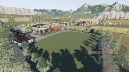Ammergauer Alpen pour Farming Simulator 2017