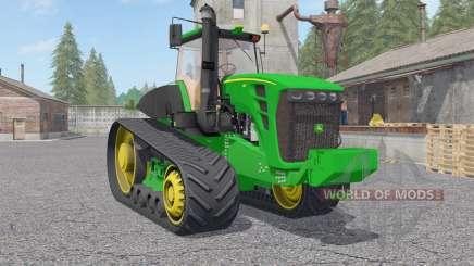 John Deere 9630Ƭ pour Farming Simulator 2017