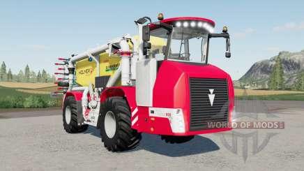Holmer Terra Variant 600 Eco pour Farming Simulator 2017