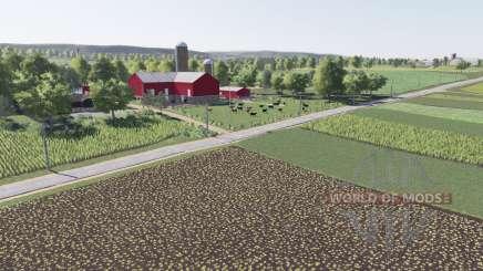 L'Automne Oakᵴ pour Farming Simulator 2017