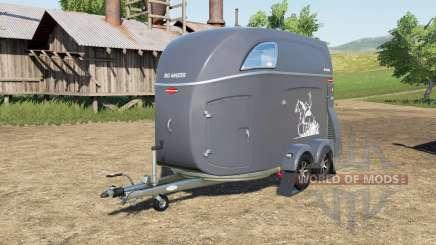 Bockmann Big Master Western WCF pour Farming Simulator 2017