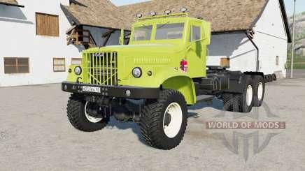 KrAZ-25৪Б pour Farming Simulator 2017