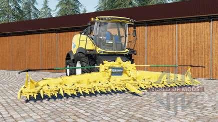 New Holland FR9Ձ0 pour Farming Simulator 2017