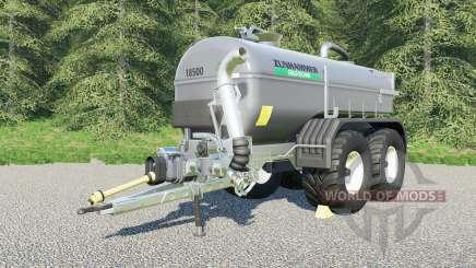 Zunhammer SKE 18.5 PUD Milch und wateᵲ für Farming Simulator 2017