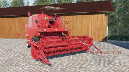 Bizon Super Ƶ056 pour Farming Simulator 2017