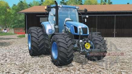 New Holland Ƭ6.160 für Farming Simulator 2015