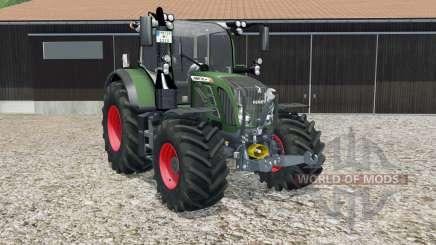 Fendt 718 Variø pour Farming Simulator 2015