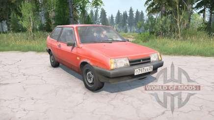 Lada Samara 1500 S pour MudRunner