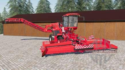 Holmer Terra Felis 3 onions and carrots pour Farming Simulator 2017