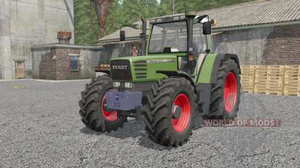 Fendt Favorit 512〡514〡515 C Turbomatiƙ für Farming Simulator 2017