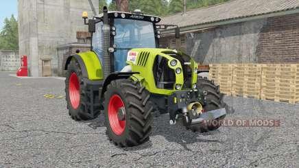 Claas Arion pour Farming Simulator 2017